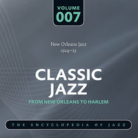New Orleans Jazz 1924-25 — Johnny De Droit