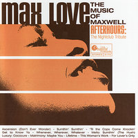 The Music of Maxwell (Afterhours: The Nightclub Tribute): Max Love — Scufflin' Nightlife, Afterhours