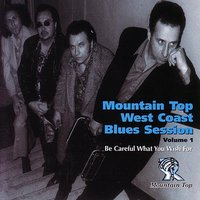 Mountain Top West Coast Blues Session Vol. 1 - Be Careful What You Wish For — Gary Smith