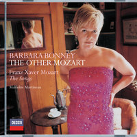 The Other Mozart — Barbara Bonney, Malcolm Martineau