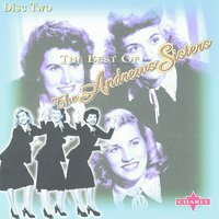 The Best Of The Andrews Sisters CD2 — The Andrews Sisters