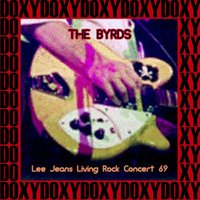 Lee Jeans Living Rock Concert, 1969 — The Byrds