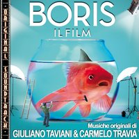 O.S.T. Boris (Il Film) — Carmelo Travia & Giuliano Taviani, The Czech National Symphony Orchestra