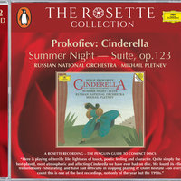 Prokofiev: Cinderella; Summer Night Suite — Russian National Orchestra, Михаил Плетнёв