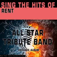 Sing the Hits of Rent — All Star Tribute Band