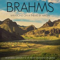 Brahms: Variations On a Theme By Haydn — Wolfgang Sawallisch & The Vienna Symphony Orchestra
