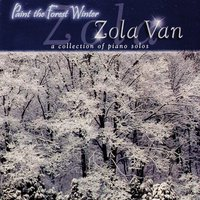 Paint the Forest Winter — Zola Van