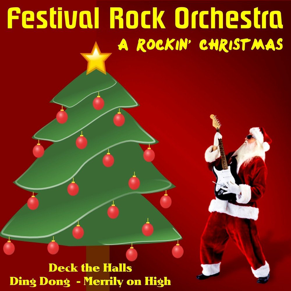 A Rockin\' Christmas — Festival Rock Orchestra. Слушать онлайн на ...