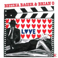 Singing In The Rain EP — Betina Bager og Brian O