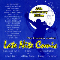 Late Nite Comic 20th anniversary edition — Brian Gari