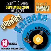 September 2010: Country Hits — Off the Record Karaoke