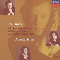 Bach, J.S.: The Solo Keyboard Works — András Schiff
