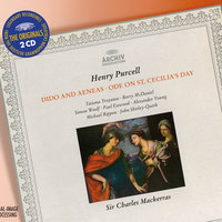 Purcell: Dido and Aeneas; Ode for St. Cecilia's Day — English Chamber Orchestra, Sir Charles Mackerras, Kammerorchester des Norddeutschen Rundfunks, Hamburg