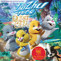 Music From The Motion Picture: Zhu Zhu Pets Quest For Zhu — сборник
