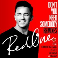 Don't You Need Somebody — RedOne