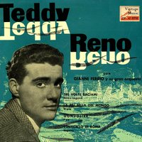 "Vintage Italian Song Nº 23 - EPs Collectors, ""Venticello Di Roma"" — Teddy Reno"