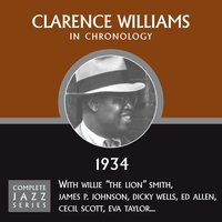 Complete Jazz Series 1934 — Clarence Williams