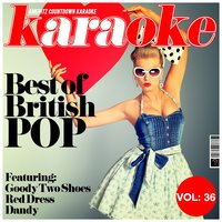 Karaoke - Best of British Pop, Vol. 36 — Ameritz Countdown Karaoke