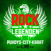 Rock Legenden Live — Puhdys, City, Karat