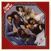 Caught In The Act — Commodores