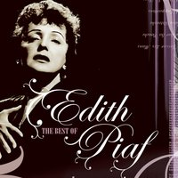 Edith Piaf - The Best Of — Edith Piaf