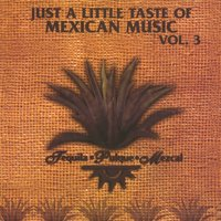 Just a little taste of Mexican Music Vol. 3 — Just a little taste of Mexican Music Vol. 3