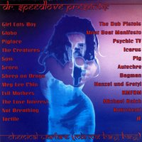 Dr. Speedlove Presents: Chemical Warfare — Various Artists - Invisible Records