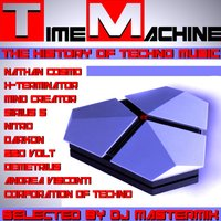 Time Machine: The History Of Techno Music — сборник