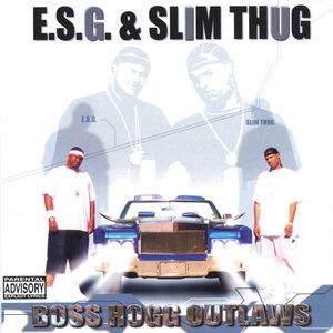 E.S.G. & Slim Thug, H.A.W.K. - Watch Out!