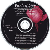 Petals of Love Volume One — C. Edward Miller