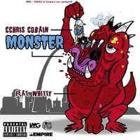 Monster — Cchris Cobain, Cchris Cobain feat. Whitty