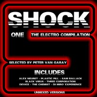 Shock One- The Electro Compilation — сборник