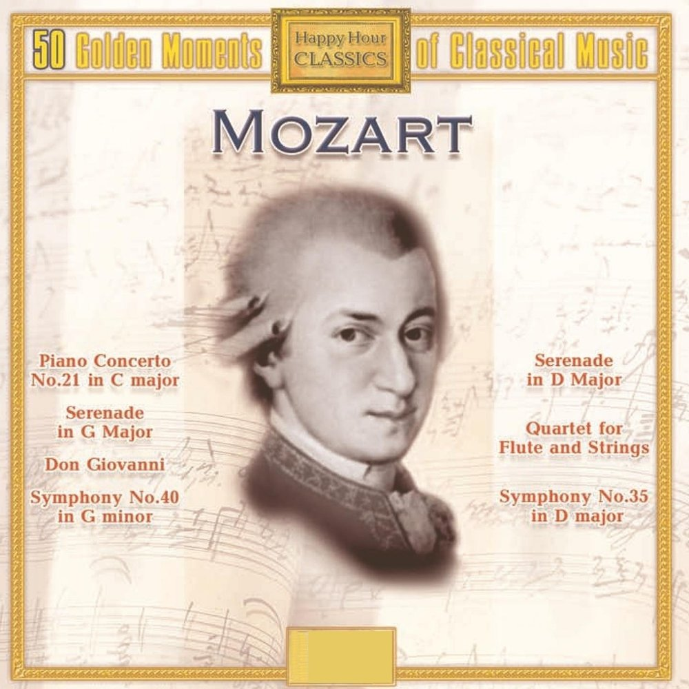 a brief history of wolfgang amadeus mozart and his music - wolfgang amadeus mozart 1756-1791 probably the greatest genius in western musical history, wolfgang amadeus mozart was born in salzburg, austria, jan 27, 1756, the son of leopold mozart and his wife, anna maria pertl.