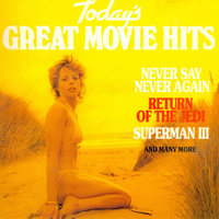 Today's Great Movie Hits — Hollywood Session Singers & Players