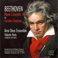 Beethoven Piano Concerto No. 3 — Ama Deus Ensemble