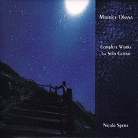 Maurice Ohana: Complete Works for Solo Guitar — Nicolo Spera