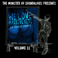 We Love Massive Hits Vol. 11 - 25 Classic Covers — The Minister Of Soundalikes