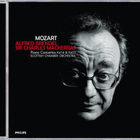 Mozart: Piano Concertos Nos.12 & 17 — Sir Charles Mackerras, Alfred Brendel, Scottish Chamber Orchestra, Alfred Brendel [Piano]