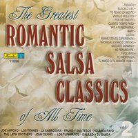 The Greatest Romantic Salsa Classics Of All Time, Vol. 2 — сборник