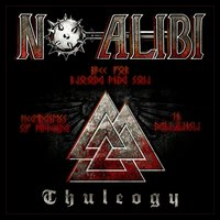 Thuleogy (Wickedness of Mankind / Back for Blood and Soil / In Defense) — NO ALIBI