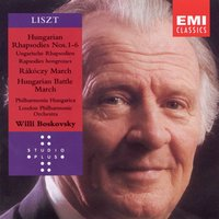 Liszt - Orchestral Works — Willi Boskovsky/Philharmonia Hungarica/London Philharmonic Orchestra, Ференц Лист
