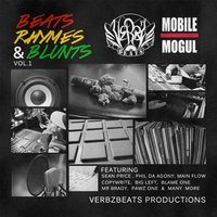 Beats, Rhymes & Blunts, Vol. 1 — VerbzBeats