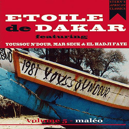 Etoile De Dakar Tolou Badou NDiaye
