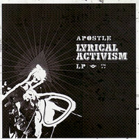Lyrical Activism — APOSTLE