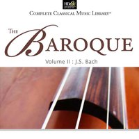 Jean-Sebastien Bach : The Baroque Vol. 2 — Saint Petersburg Orchestra Opera