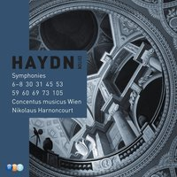 Haydn Edition Volume 1 - Famous Symphonies — Haydn Edition, Nikolaus Harnoncourt, Concentus Musicus Wien
