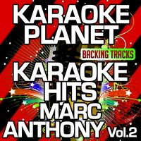Karaoke Hits Marc Anthony, Vol. 2 — A-Type Player