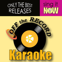 She Hates Me (In the Style of Puddle of Mudd) — Off the Record Karaoke