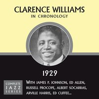 Complete Jazz Series 1929 — Clarence Williams