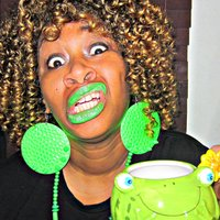 Don't Talk to Me Before I Have My Coffee — GloZell Green